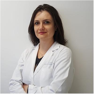 Dott.ssa Raluca Oana Stroie