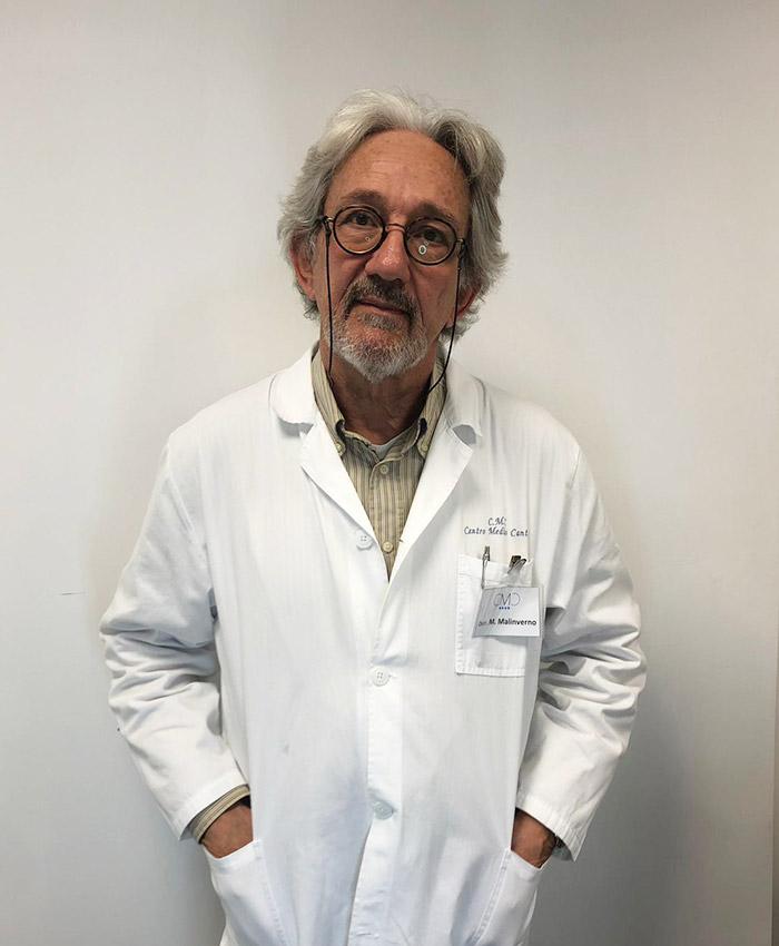 Dottore Marco Malinverno Urologo Centro Medico Cantù
